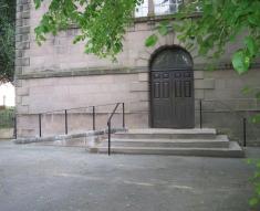 Church Steps Brindle