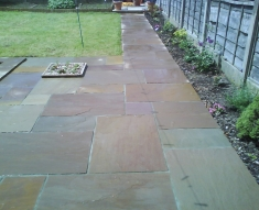 GARDEN PATIO LEA PRESTON
