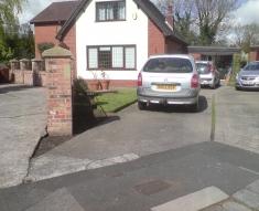 Cobbled Driveway Penwortham